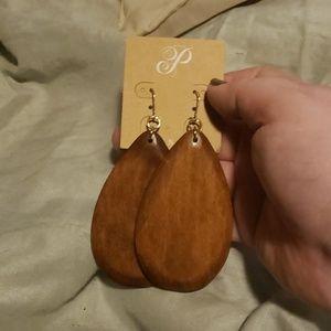 New Plunder earrings
